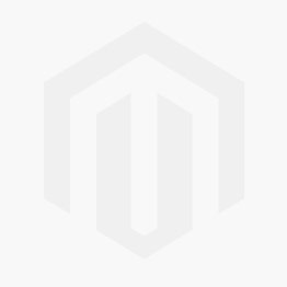 Gresham Upholstered Headboards in White Faux Leather with Contrasting Piping